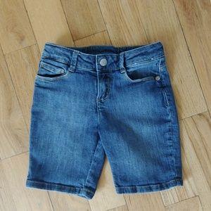 Size 6 Boys Gymboree Jean Shorts